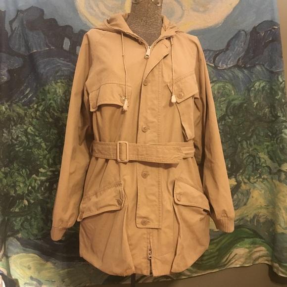 8aa0b2a88f1 Yves Saint Laurent Jackets & Coats | Vintage Belted Coat | Poshmark
